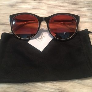 Fashion Designer Louis Vuitton Sunglasses